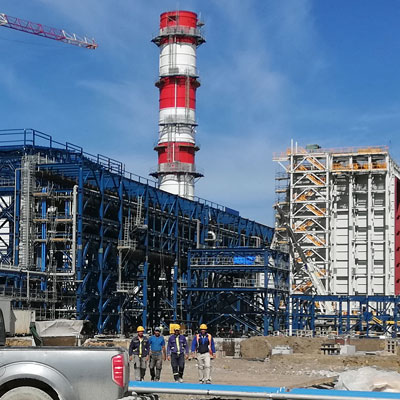 ALGERIA - Jiijel and Biskra  CCPPs Projects -Hyundai